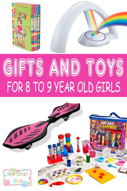 Christmas Gifts 2017 For Her Part - 31: Best Gifts For 8 Year Old Girls. Lots Of Ideas For 8th Birthday, Christmas