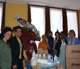 Head volontari casamica