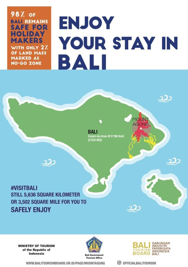 Enjoy Your Stay In Bali Bali Is Safe To Visit Www