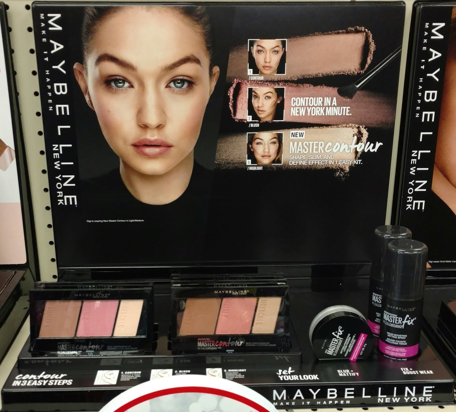 maybelline master contour | New displays | Pinterest | Maybelline ...