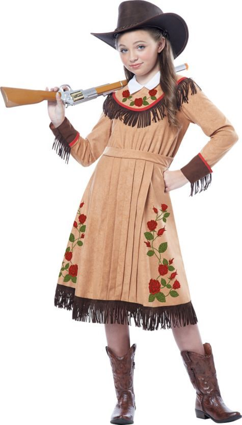 girls vintage cowgirl costume party city halloween - All Halloween Costumes Party City