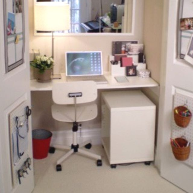 Closet Office At Houzz.com