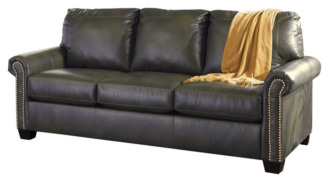 Ashley Furniture Signature Design   Lottie Sleeper Sofa   Queen Size    Slate. TRADITIONAL QUEEN