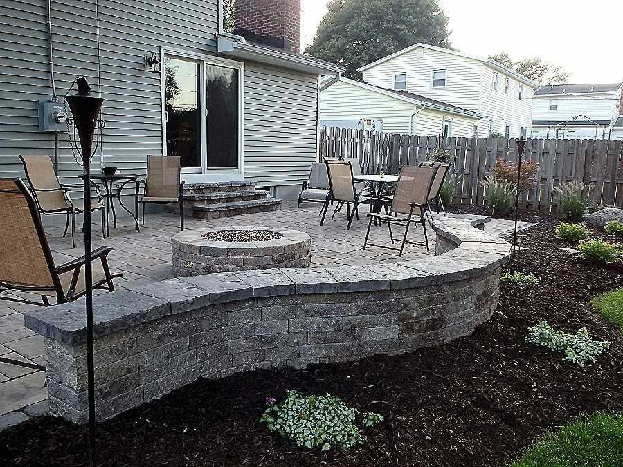 best of deck fire pit diy fire pits for decks new patios ...