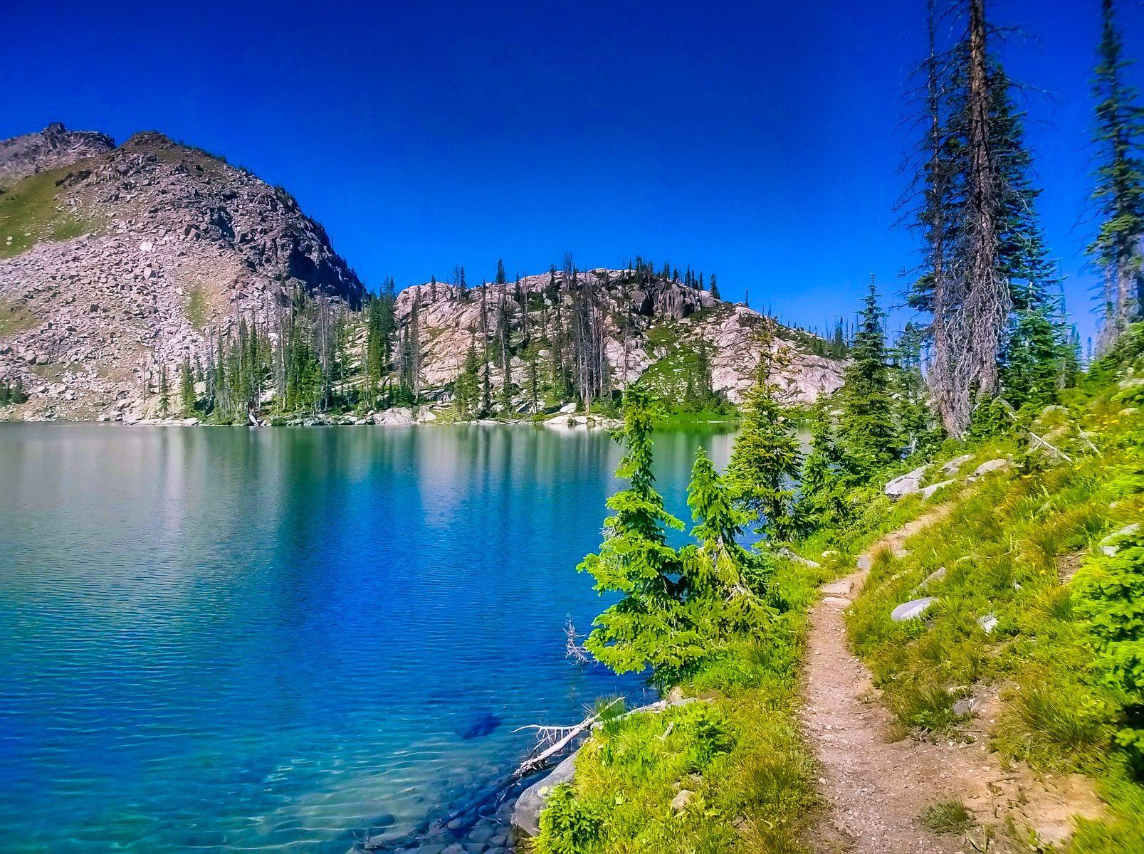 Hike the Zirkel Circle (Gilpin Lake Loop)   hiking
