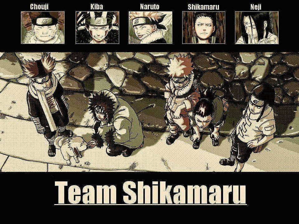 Team shikamaru naruto just yes naruto wallpaper - Naruto boards ...