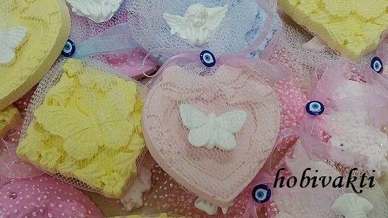 ♥♥ Hobi Vakti ♥♥: Kokulu Taşlar