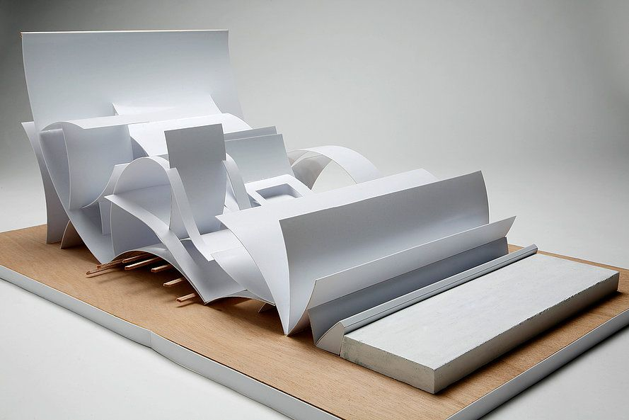 #Architectural #Models #ThibautMalet
