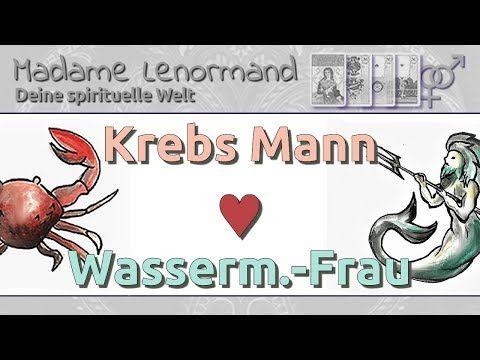 Krebs Mann & Wassermann Frau: Liebe und Partnerschaft