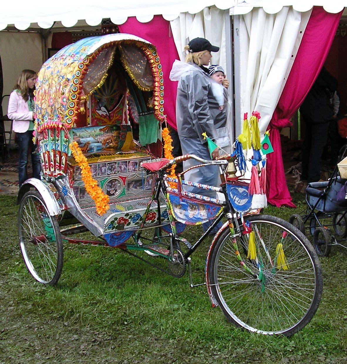 Cycle rickshaw Wikipedia, the free encyclopedia Retro bike