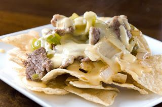 Worlds Best Recipes: Philly Cheese-steak Nachos. Here are truly the best Nachos you'll ever eat in your life. They are so very delicious. Click the PHOTO for the recipe. You'll be so glad you did.