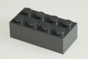 200x LEGO® Dark Stone Grey (Dark Grey) 2x4 Bricks by LEGO. $49.87