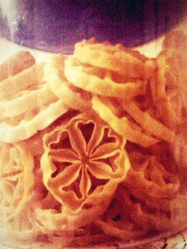 Salty Kembang Goyang Crispy From Tasikmalaya West Java Kembang Goyang Asin Khas Tasikmalaya Jawa Barat