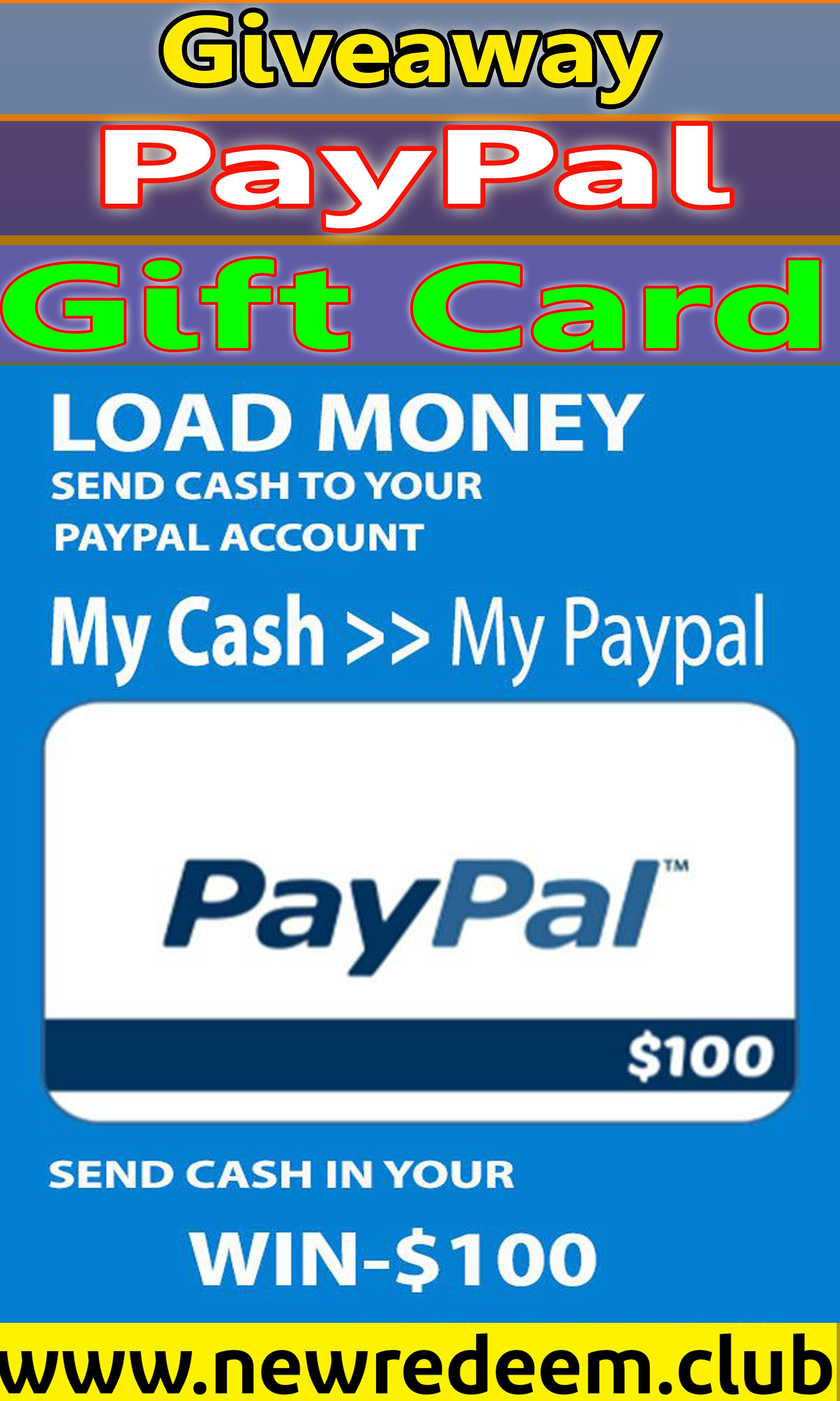 Free PayPal Gift Card Unused Codes Generator 2020. in 2020