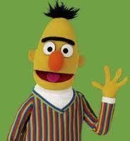..Bert Muppet   Muppets   Sesame street muppets, Bert