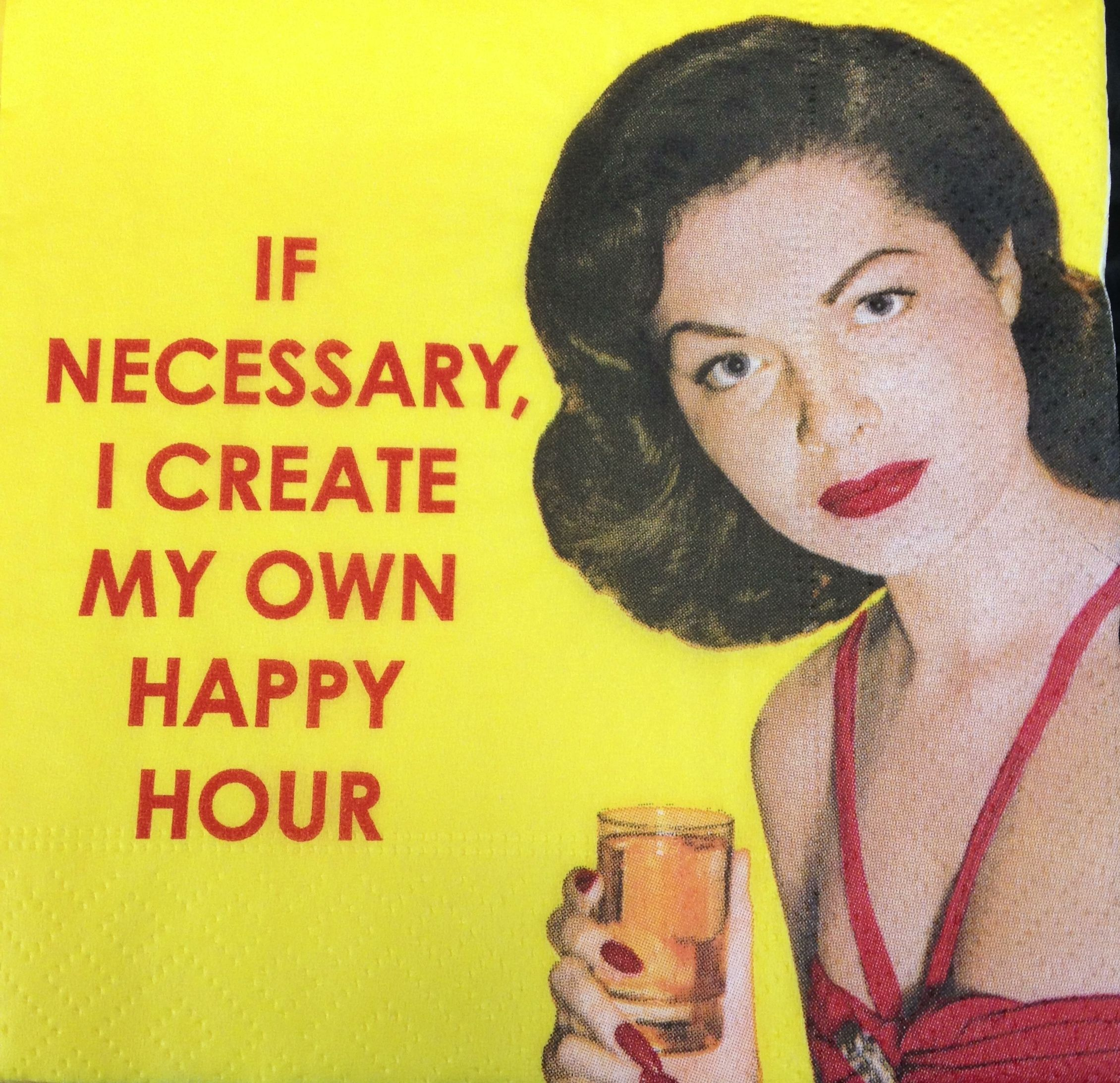 It S Time Happy Happy Hour Playbill