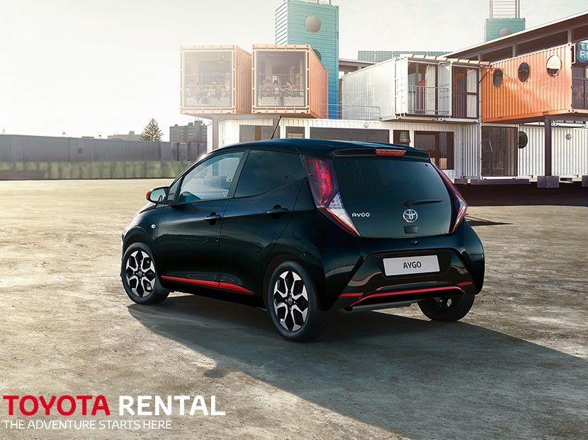 Toyota Aygo From Just 15 Per Day Whatever Your Rental Needs Toyota Rental Will Have The Car To Suit You We Have Spor In 2020 Toyota Aygo Toyota Hybrid Lexus Models