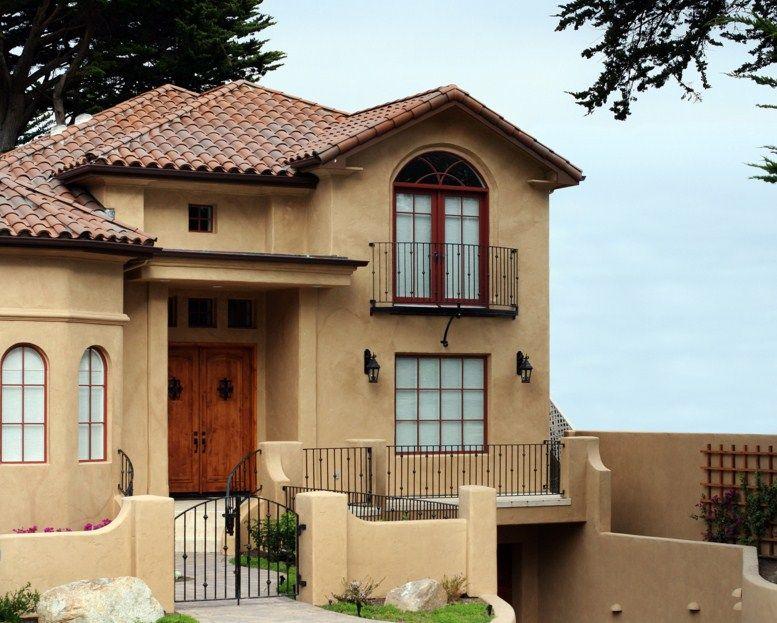 fachadas de casas con rejas bonitas reja casa mama On casas con fachadas bonitas