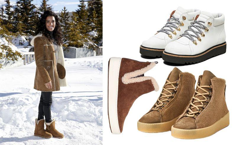 Trendiga vinterskor! | Vinterskor, Mode, Fötter