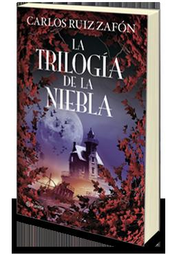 La Trilogía De La Niebla Carlos Ruiz Zafon Libros Libros De Leer Libros