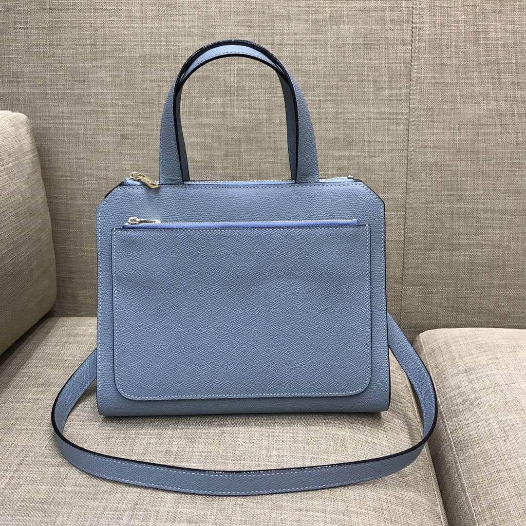 Designer Bags for Sale  Valextra Passepartout Media Top Handle Bag 100%  Authentic c48c84410e