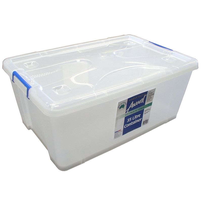 Find Award 35L Storage Container With Wheels at Bunnings Warehouse. Visit your local store for the widest range of storage & cleaning products.