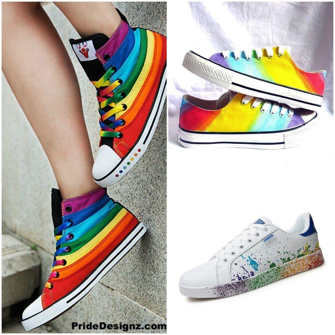 zapatillas converse orgullo
