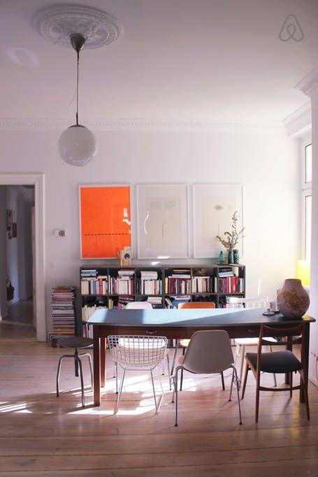 Photo of Schau Dir dieses großartige Inserat bei Airbnb an: Modernes …,  #Airbnb #bei #cutehomedecor…