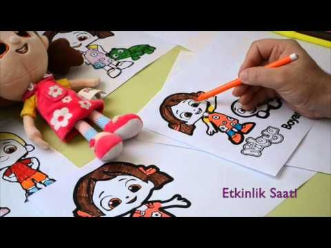 Niloya Boyama 5 Children S Activities