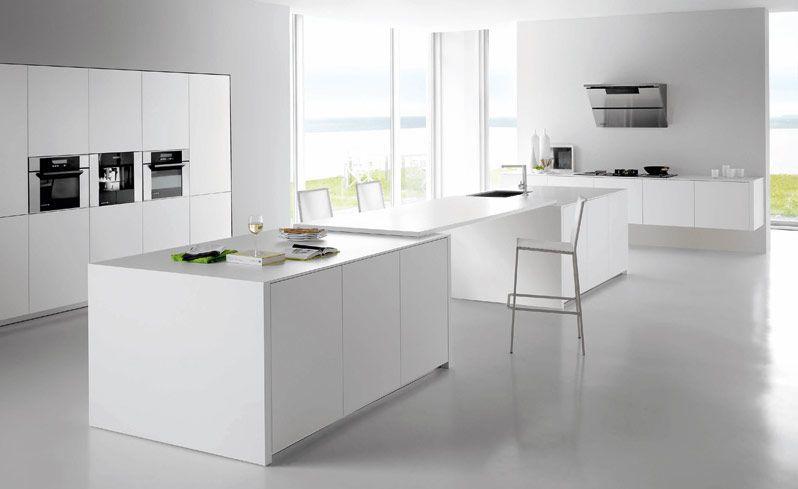 30+ Modern White Kitchen Design Ideas And Inspiration Part 82
