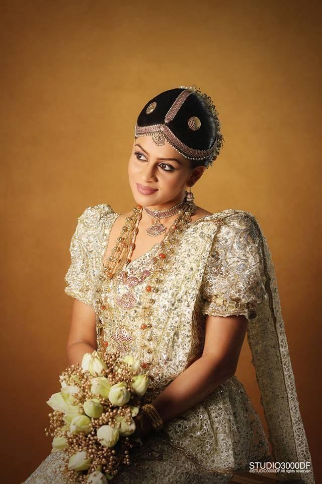 Sri Lankan Bride Kandian Bride Kandyan Bride Bride