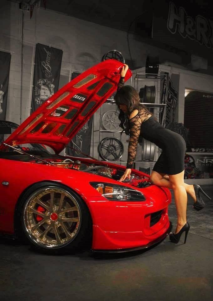 HONDA S2k Girls U0026 Cars