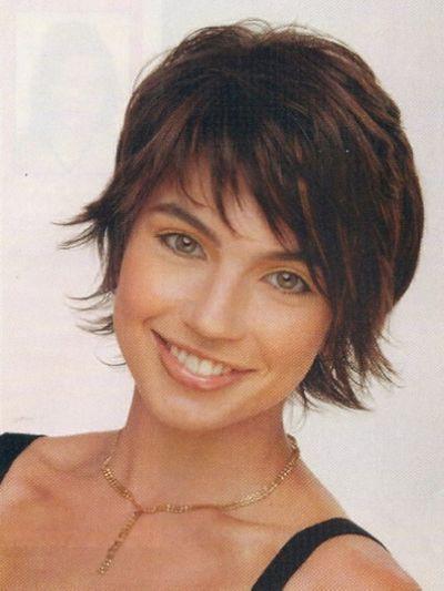 Short Wispy Hairstyles Hair Styles Haircuts For Fine Hair Short Hair Styles