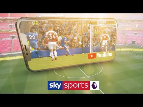 (16) Premier League highlights available for FREE on Sky