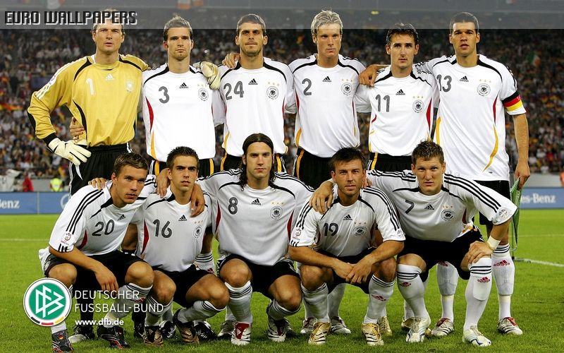 Hamburg Germany Soccer Team German Soccer Players