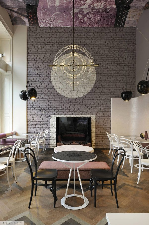 decorating lolita coffee shop couple black chair amazing artistic interior design for lovely building - Black Cafe Decor