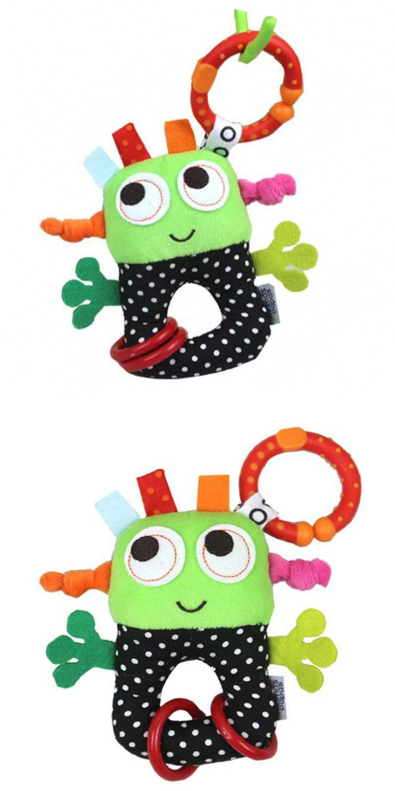 Toys images clip art  Baby Toy Soft Plush Doll Baby Crib robot Bed Hanging Toy Teether
