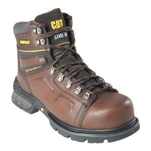 CAT Footwear Men's Endure Steel Toe Work Boots - Mills Fleet Farm
