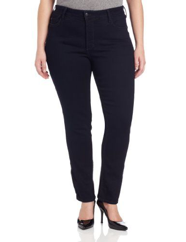 5c1b6d043f2 NYDJ Women s Plus-Size Jade Denim Legging Jean