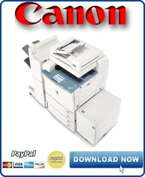 canon imagerunner ir c6800 series service manual parts catalog rh pinterest com Canon Copier Manuals Canon PIXMA MP