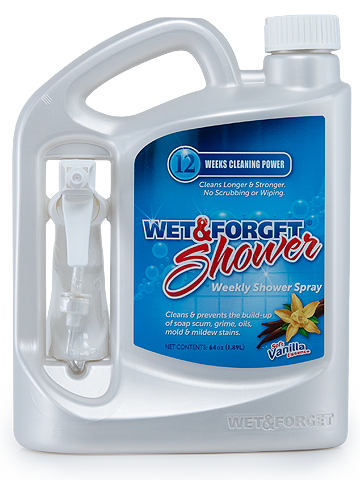 Wet & Forget | The Ultimate Mold & Mildew Remover & Shower Cleaner.