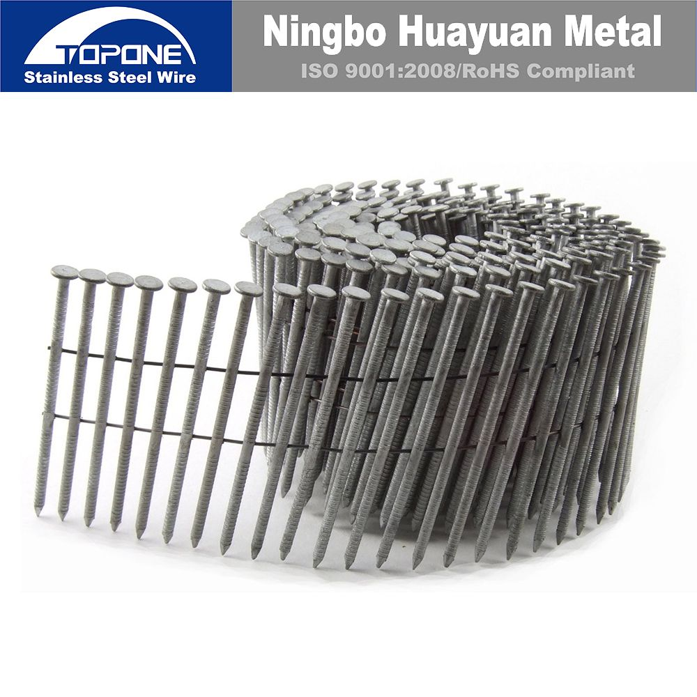 Pin By Topone Stainless Steel Wire On Stainless Steel Nail Wire Hot Dip Framing Nails Galvanized