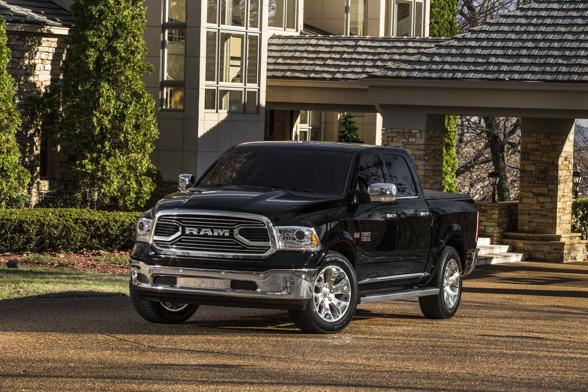 "2015 Ram Laramie Limited, ""The Highest Level of Luxury in"