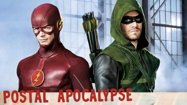 Are Green Arrow and The Flash the New Batman and Superman?