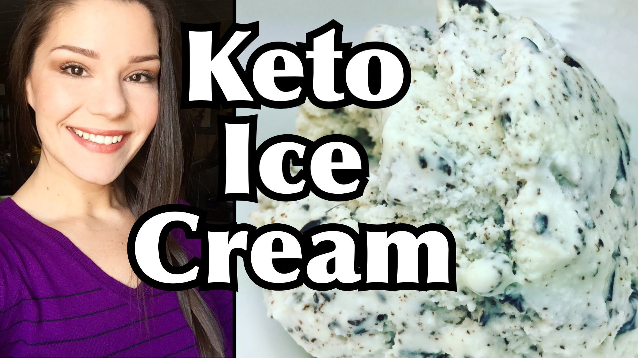 You must try this keto friendlylow carb ice cream i could eat ice cream every single day of my life my latest video shows you all how i make the best keto friendly mint chip ice cream the link ccuart Image collections