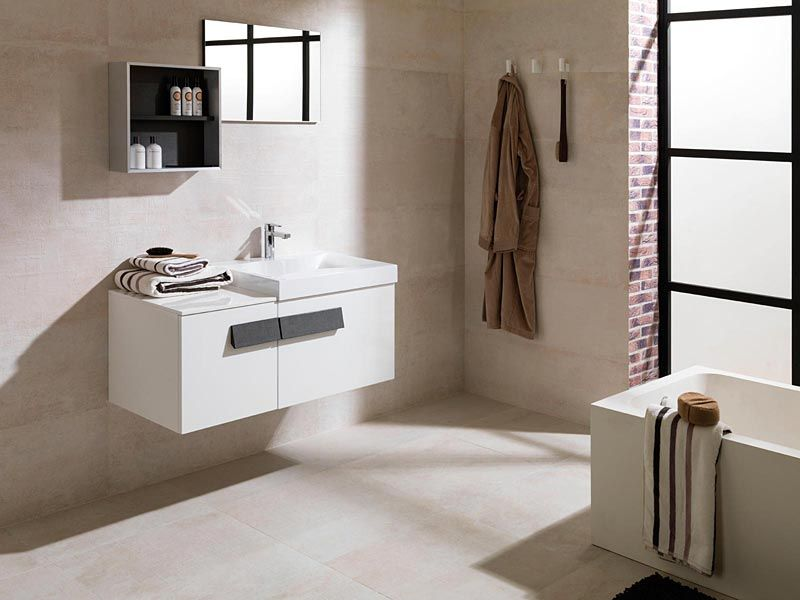 Flow Blanco Bathroom Cabinetsbathroom