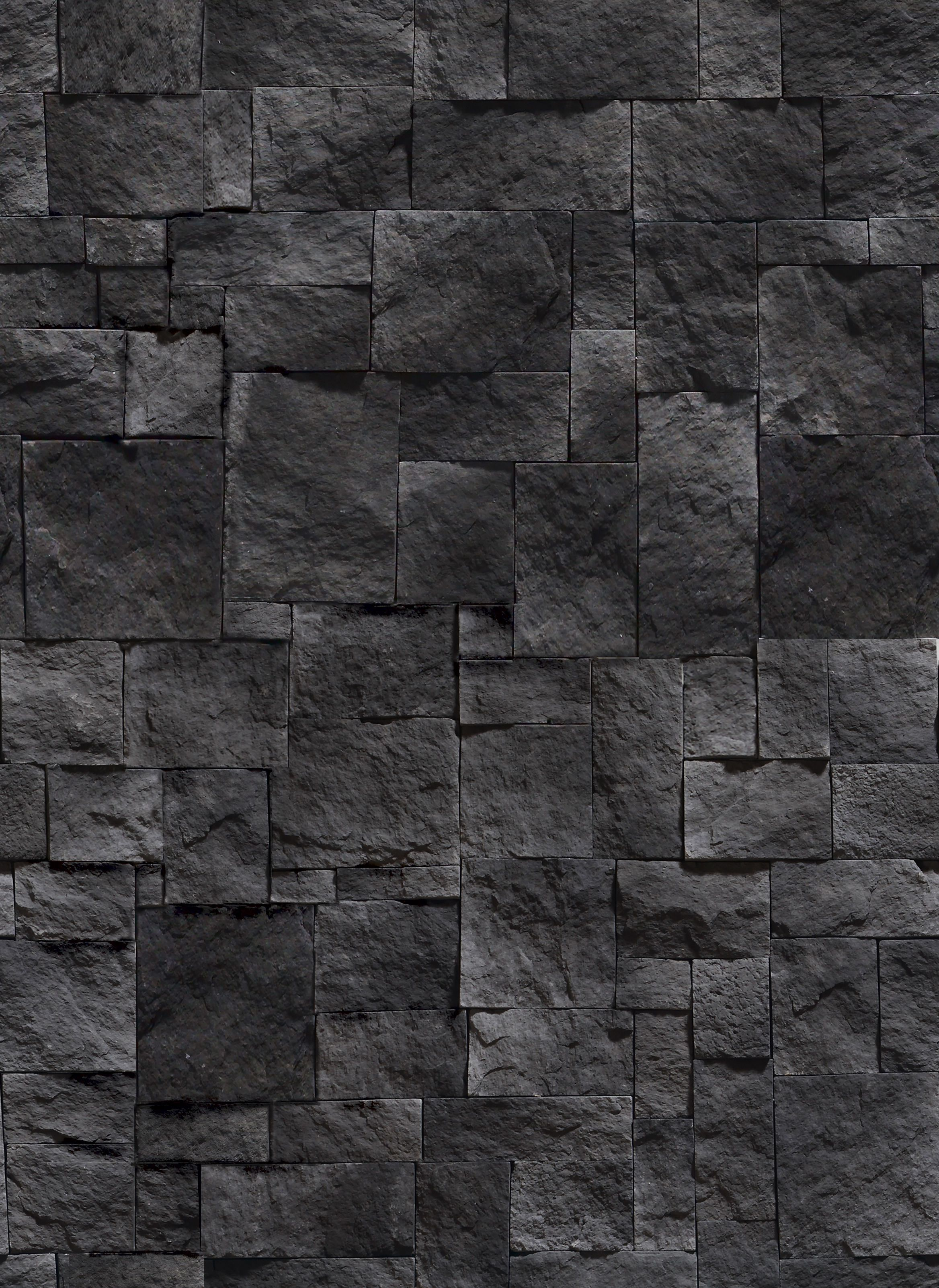 Black Stone Wall Texture Design Inspiration 29211 Floor