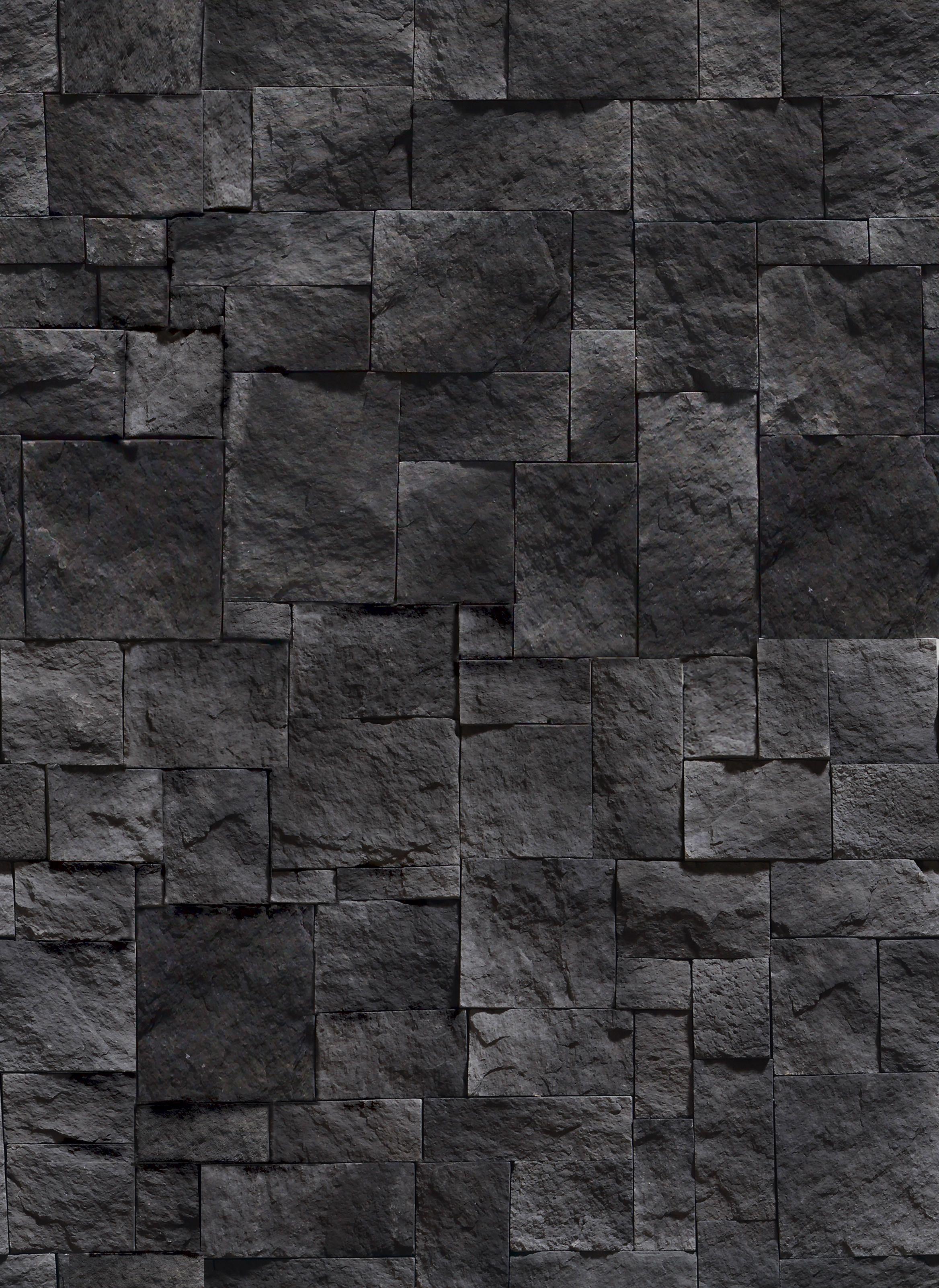 Black Stone Wall Texture Design Inspiration 29211 Floor Ideas