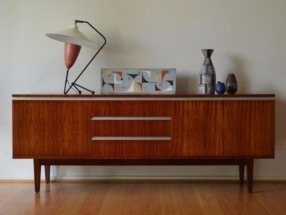 retro mid century danish modern Australian hardwood ...