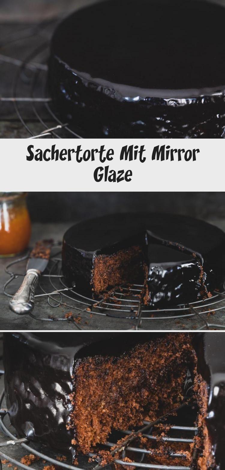 Photo of Rezept für eine klassische Sacher Torte. Die wundervolle Glanz-Schokolglasur ma… – Ostern
